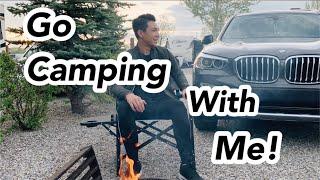 Go Camping With Me! | Darren Espanto YouTube Videos