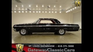 1964 Chevrolet Impala SS for sale at Gateway Classic Cars in