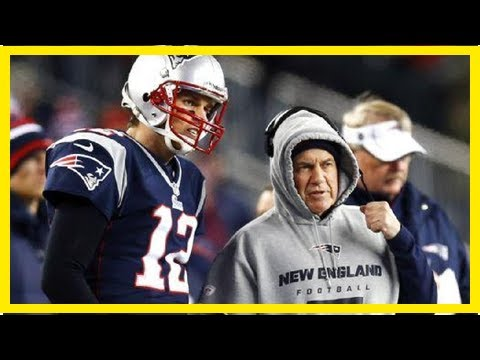 Report: Bill Belichick has 'some sort of issue' with Tom Brady's trainer