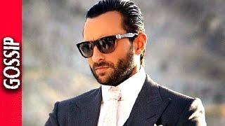 A Women Stops The Shooting Of Saif Ali Khan - New Movie