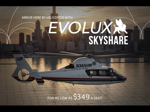 How to Book Helicopter Travel with EvoLux