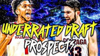 UNDERRATED 2020 NBA DRAFT PROSPECTS THAT YOU DON'T KNOW?!