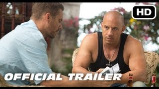 FAST & FURIOUS 6 Extended Online Trailer - Official [HD]