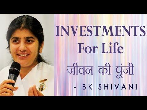 INVESTMENTS For Life: Ep 23 Soul Reflections: BK Shivani (English Subtitles)