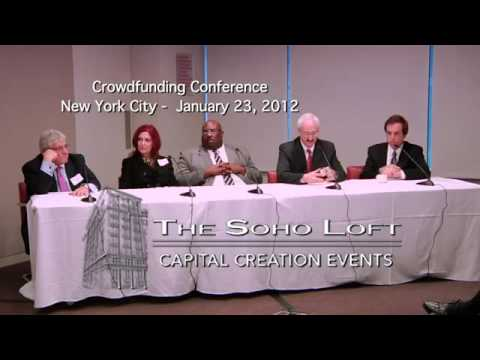 Gene Massey   Soho Loft Crowdfunding Conference   New York, January 23, 2012