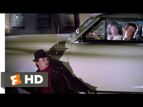 Back to the Future Part 2 1012 Movie CLIP  Marty Sneaks Past Himself 1989 HD