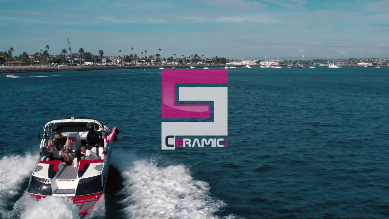 Introducing Ceramic Pro Marine Coatings