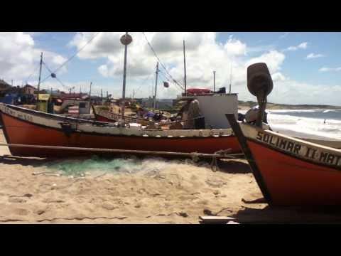 Playa de Los Pescadores- Punta Del Diablo Uruguay