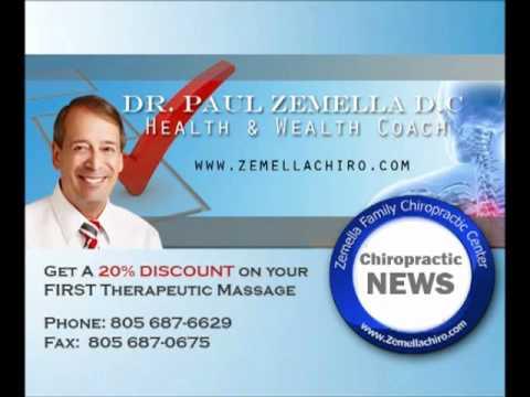 Chiropractic Care, Can It Help Me? - Santa Barbara Chiropractor Paul Zemella D.C.