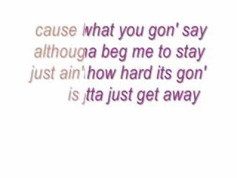 Jon Young-Doin My Thang w/lyrics on screen