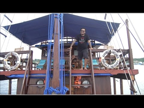 ROOM TOUR KAPAL SOEKAMTI GOES TO PAPUA (#DOES eps pamitan) | Erix Soekamti