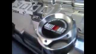 3000gt vr4 polished engine