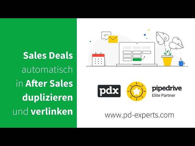 Deals automatisch duplizieren, verschieben und verlinken