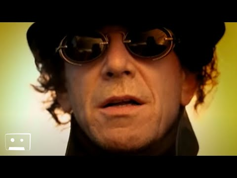 Lou Reed - Hooky Wooky (Official Music Video)