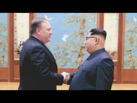 Secretary of State Pompeo preparing for meeting with Kim Jong Un