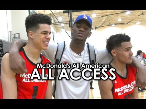 2017 McDonald's All American: All Access Episode