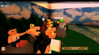 Roblox CBS Big Brother: Season 7 Premiere Part 4