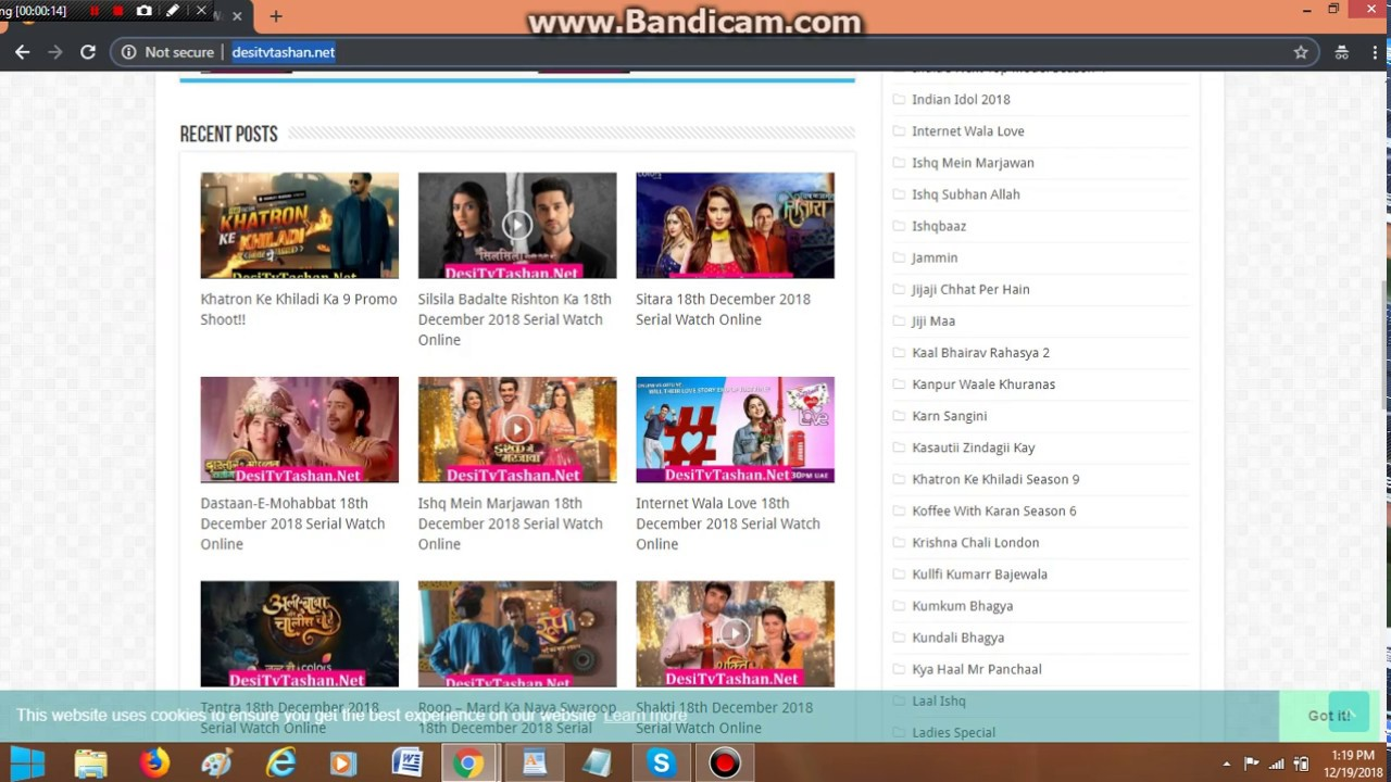 Watch desi tv serials showthread