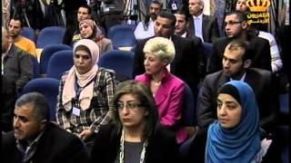 مؤتمر صحفي لوزيري الدولة لشؤون الإعلام والبلديات حول قرارات للحكومة