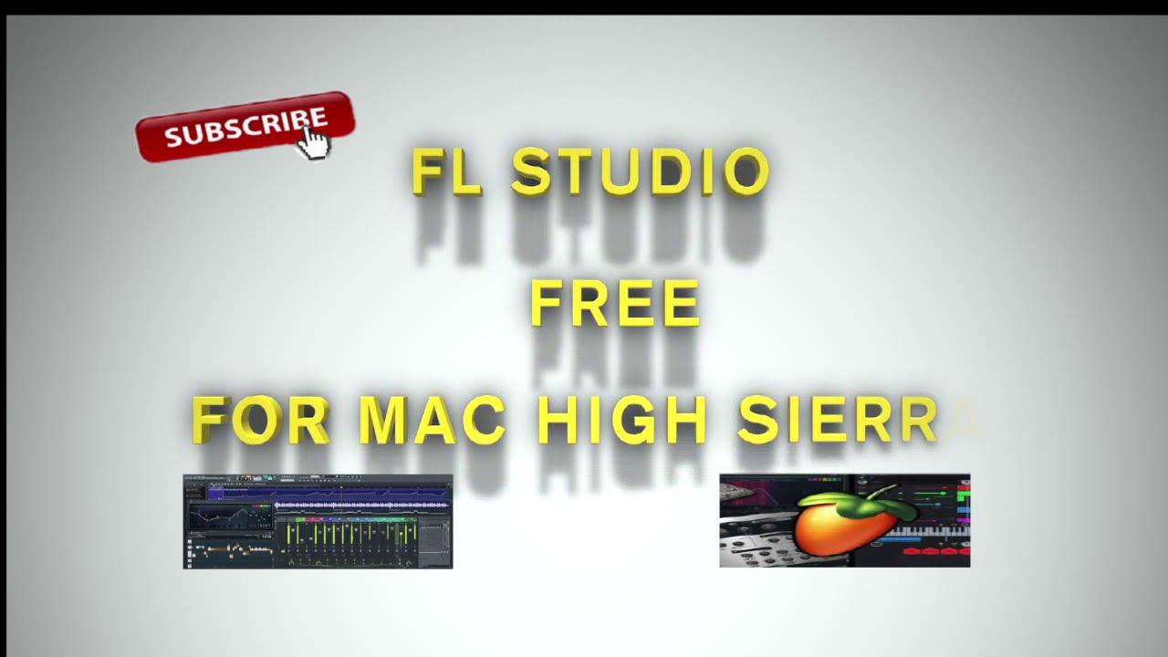 fl studio free mac full