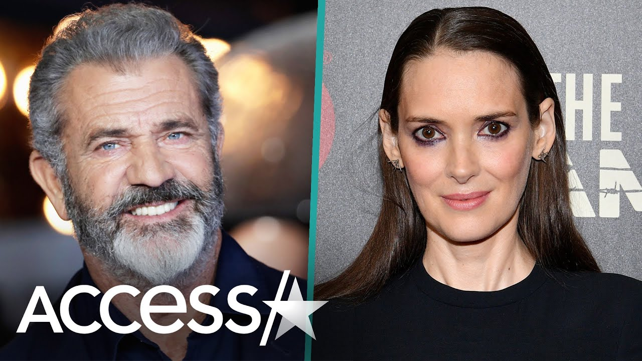 Mel Gibson Denies Winona Ryder's Claims of Anti-Semitism ...