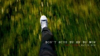 MENEW - Don't Give Up On Us Now [Official Music Video]