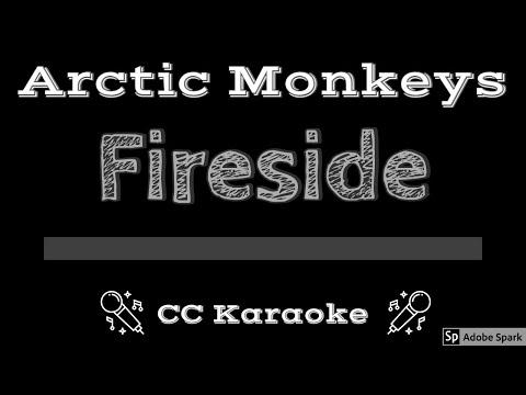 Arctic Monkeys   Fireside CC Karaoke Instrumental