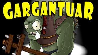 Plants vs Zombies - Gargantuar audition FAILURE!