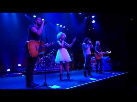 The Beginning - Little Big Town (C2C2016 Launch Party, London : 2015)