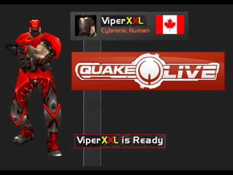 ViperXXL QuakeLive HardTechno Anthem