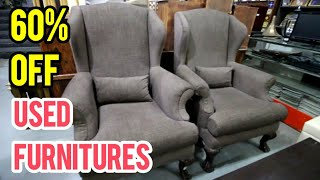 Cheapest Used Furnitures/Embassy & Imported Furniture