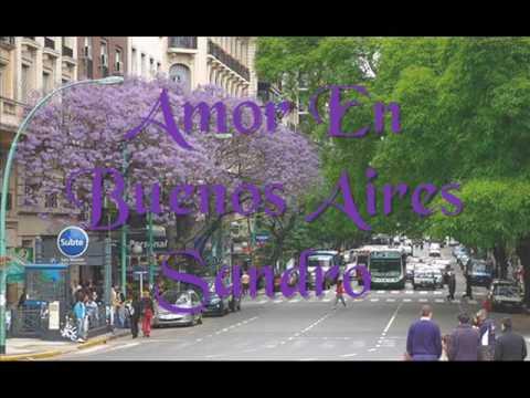 Amor En Buenos Aires - Sandro