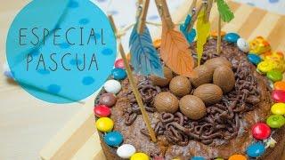 Especial pascua ♡ Mona de chocolate original