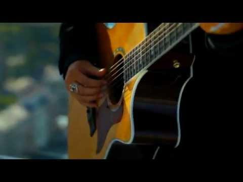 Kina Grannis - Valentine live in the London Eye