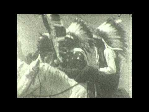 Film Footage of the Survivors of the Battle of Little