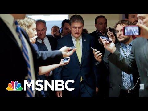 Senator Joe Manchin Speaks After Announcing 'Yes' Vote On Brett Kavanaugh | Velshi & Ruhle | MSNBC