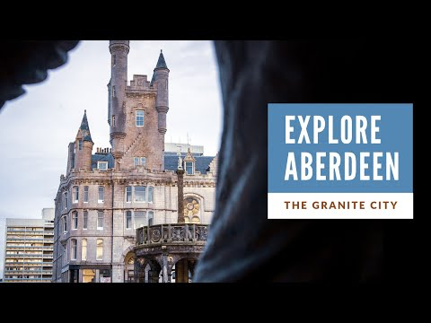 Discover Aberdeen in 2019!