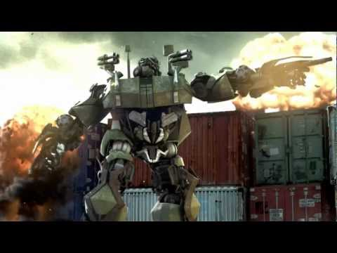 TRANSFORMERS 4 - Rise of Heavy Tread (Making Of - CGI Breakdown)