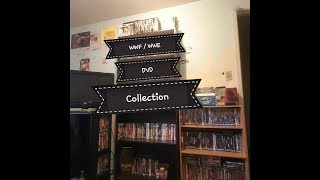 WWE DVD Collection Video 2018