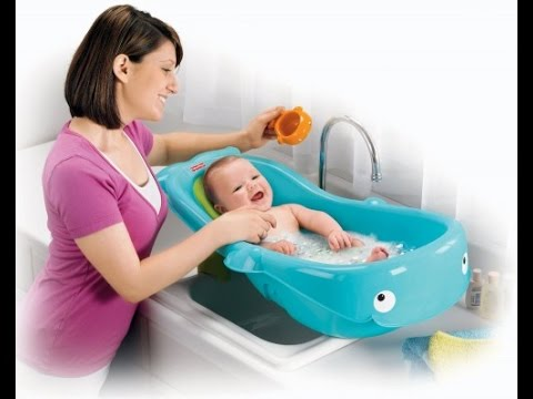 Top 10 Best Baby Bath Tubs In 2015 - YouTube
