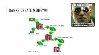 4.7 كيفية إنشاء بنوك المال AP الماكرو