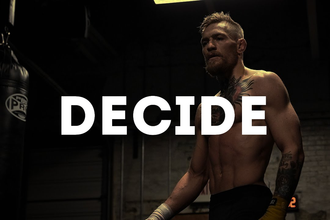 Conor mcgregor motivational quotes