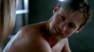 True Blood - S04E04 - Eric/Sookie Romantic Scene