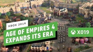 Age of Empires 4 Expands its Era - IGN Live | X019