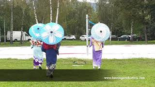 Japonske tance / Japonsky family day Lovosice / Kenning Productions