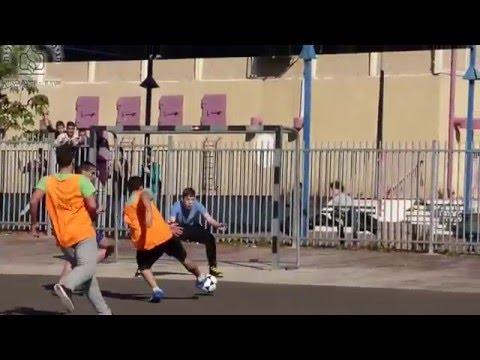 הוראות חדשות טורניר כדורגל כיתות ה׳ בית ספר א. ד. גורדון, גבעתיים   FunnyCat.TV TY-59