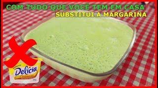 Aprenda a Fazer esta Receita e Nunca Mais use Margarina e Maionese