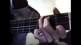 aloha intro guitar