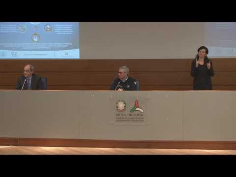 Conferenza stampa 3 aprile 2020 ore 18.00 – Coronavirus