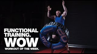 Functional Training TIYR Workout of the Week